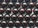 Garnet Round Gemstone Beads 8mm (GS5324)