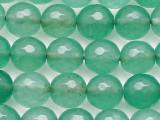 Aventurine Faceted Round Gemstone Beads 10mm (GS5348)