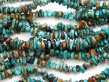 Turquoise Chip Beads 4-8mm (TUR1460)