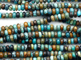 Turquoise Rondelle Beads 4-5mm (TUR1465)