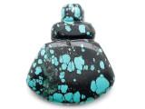 Turquoise Pendant 45mm (TUR1479)