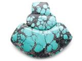 Turquoise Pendant 44mm (TUR1480)