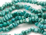 Turquoise Chip Beads 5-12mm (TUR1484)