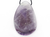 Amethyst Gemstone Pendant 47mm (GSP3927)