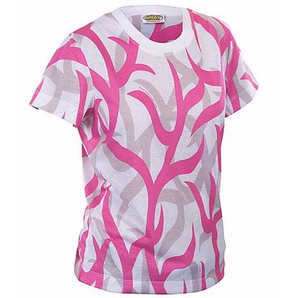 ASAT T-Shirt Short Sleeve Pink 12-14 Large
