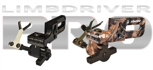 Vapor Trail Limbdriver Pro Silver RH