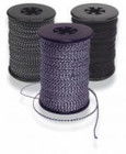 Bohning Serving Thread PolyGrip .020 Dark Grey 1624