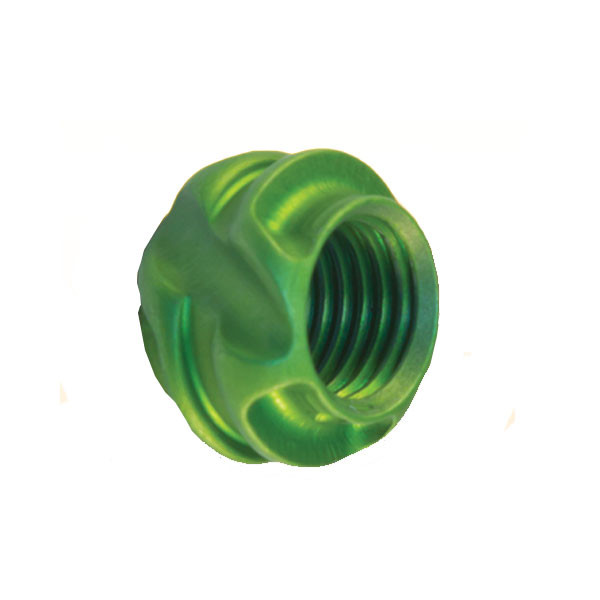 Speciality Archery Ultra Lite Peep Housing 37 Degree Green
