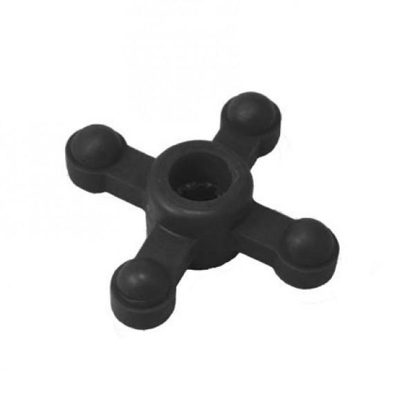 Bowjax Super Maxjax Dampener Bow Silencer 3/4 Black