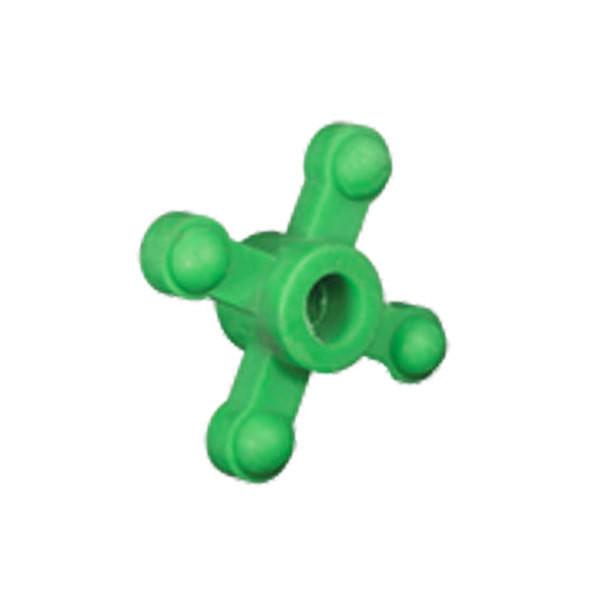BowJax MaxJax Stabilizer Dampener Flo Green 2 Pack