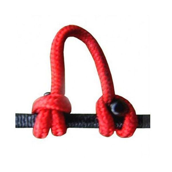 Pine Ridge Nitro String Loop Archery D-Loop(1 foot) BULK Red