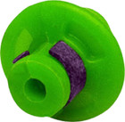 TruGlo Kisser Button Green