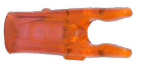 Easton Pin Nock Large Groove Orange (12 Pack)