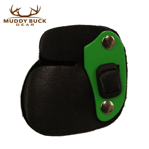Muddy Buck Gear Aluminum Tab Green