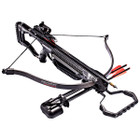 "Barnett Recruit Recurve Package - Quiver, 3 - 18"" Arrows & Red Dot Sight"