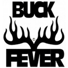 Buck Fever Vinyl Window Decal 6x6 #4112