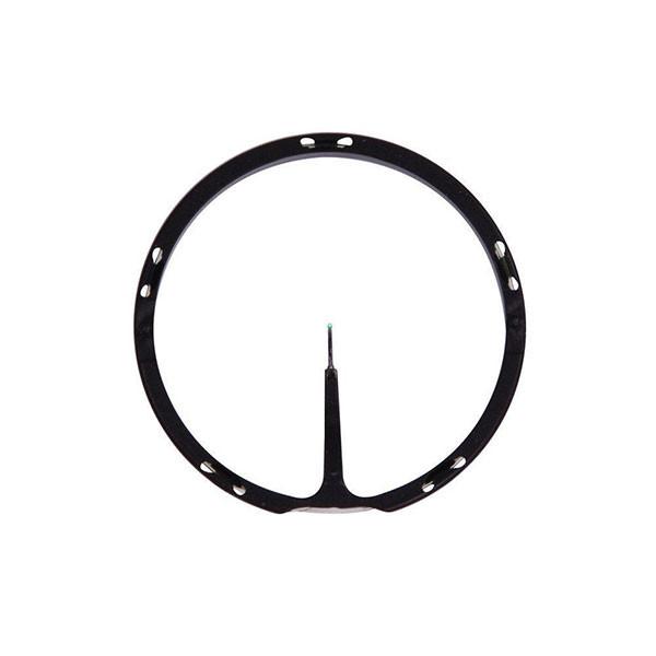 Axcel X-31 Fiber Optic Ring Pin - .019 Sight Pin - Green