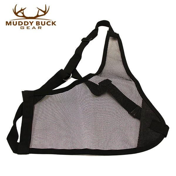 Muddy Buck Gear Net Chest Protector Black