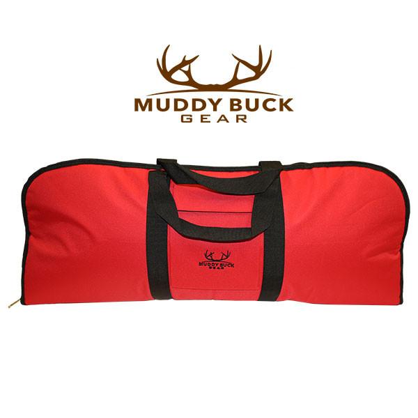 Muddy Buck Gear Take Down Recurve Case  Red