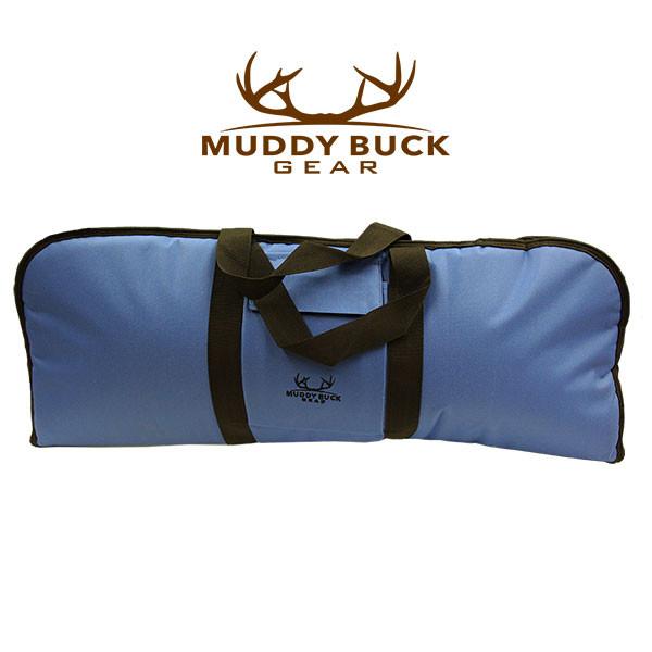 Muddy Buck Gear Take Down Recurve Case  Blue