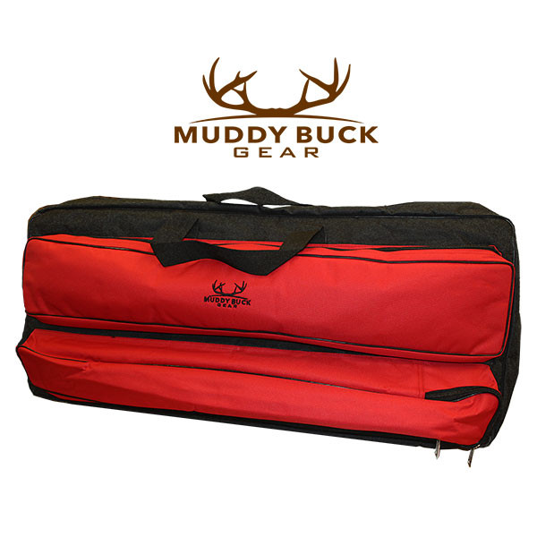 Muddy Buck Gear Recurve Back Pack Blk/Red
