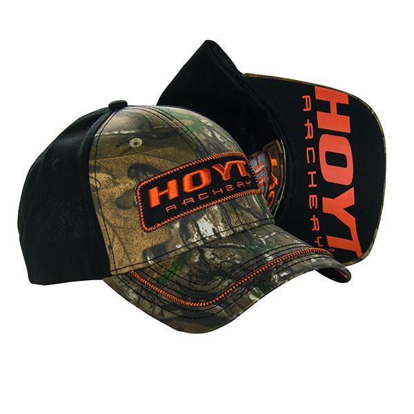 Hoyt Camo Orange Livewire Cap - Caps   Hats f9ed84219aa