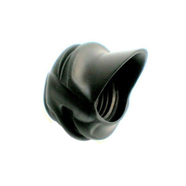 Speciality Archery Pro Series 45 Degree Hooded Peep Black