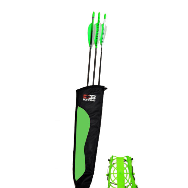 Bohning Evervale Archery Set Neon Green