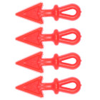Outdoor Prostaff red arrow string bling 4 Pk