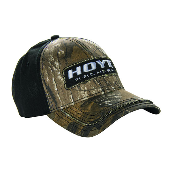d8b96b5379c Hoyt camo white livewire cap - Bowhunters Supply Store