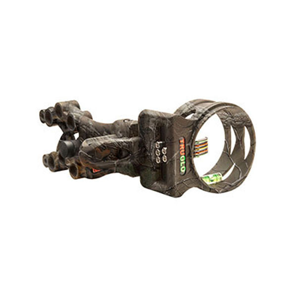 TruGlo Carbon XS Xtreme 5 pin w/light .019 XTR