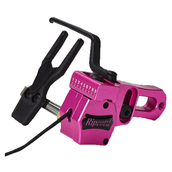 RipCord Code Red Fall Away Rest- RH - Pink