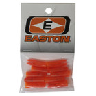 Easton PlastiNock 11/32 Doz Bag Flo Orange