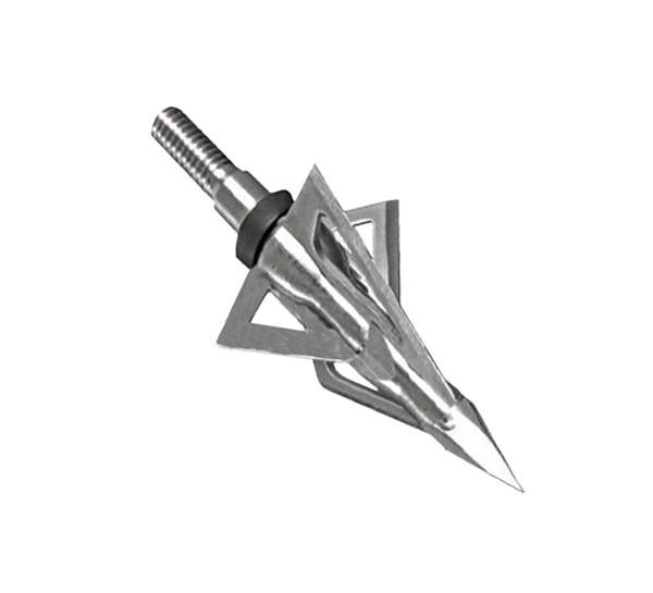 "TruGlo Titanium X Fixed Crossbow 4bld Broadhead 1 3/16""cut 100gr"