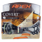 Apex AG COVERT 1 LIGHT 19 GRN BLK
