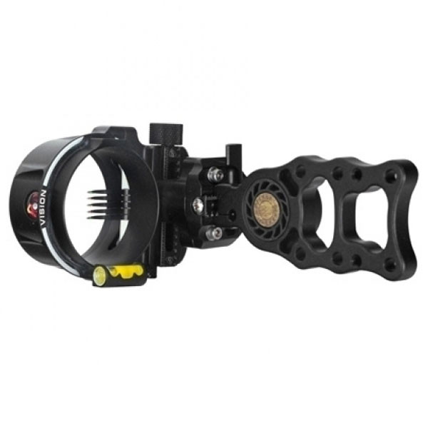 Axcel ArmorTech Vision Sight - 7-Pin - .010 - Black
