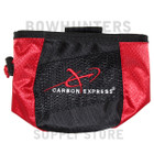 Carbon Express Release Pouch - Red/Black