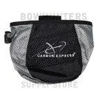 Carbon Express Release Pouch - Black/Silver