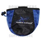 Carbon Express Release Pouch - Blue/Black