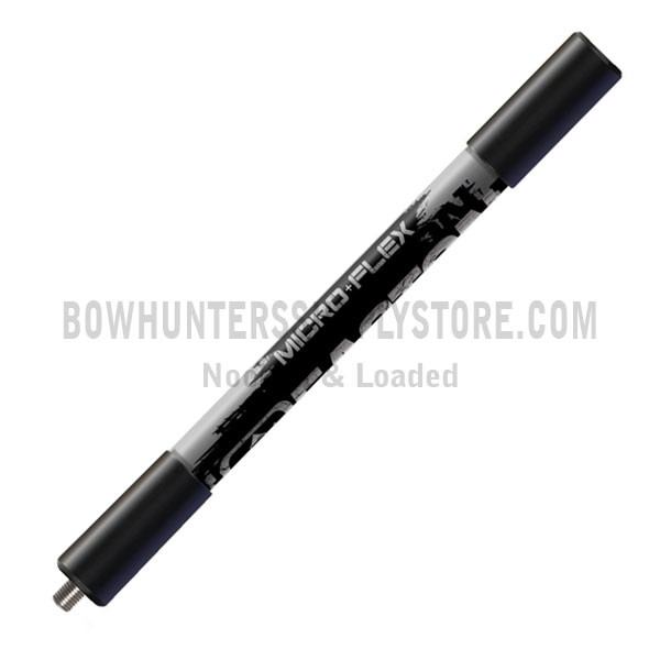 "Easton Microflex Side Rod Black/Silver 10"""