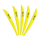 Bohning 3in Impulse Vane Neon Yellow 12 Pack