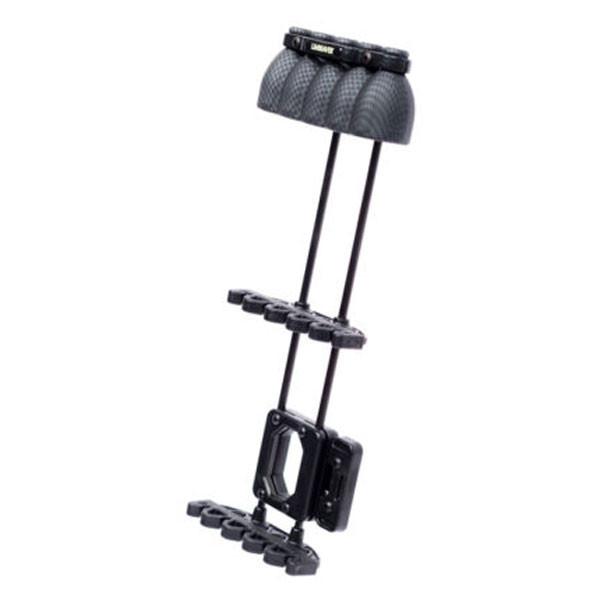 Limbsaver Silent Quiver 1 Pc W/Optic Black Carbon