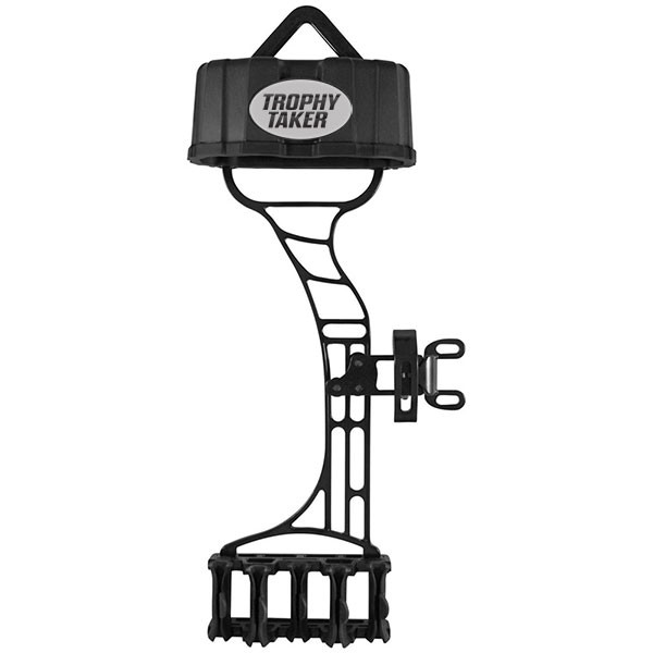 Trophy Taker The Vise Aluminum Frame Quiver - Black - T4100