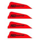 AAE Max Hunter Vanes (Fire Orange) - 12 Pack