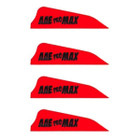 AAE Pro Max Vanes (Fire Orange) - 100 Pack