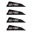 AAE Pro Max Vanes (Black) - 100 Pack