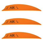 "Bohning (Neon Orange) 2"" Air Vanes - 12 Pack"