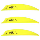 "Bohning (Neon Yellow) 2"" Air Vanes - 12 Pack"