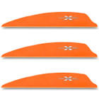 VaneTec 2.88 Swift Vanes - 50 Pack (Flo Orange)