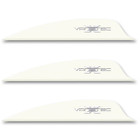 VaneTec 2.25 Swift Vanes - 50 Pack (White)